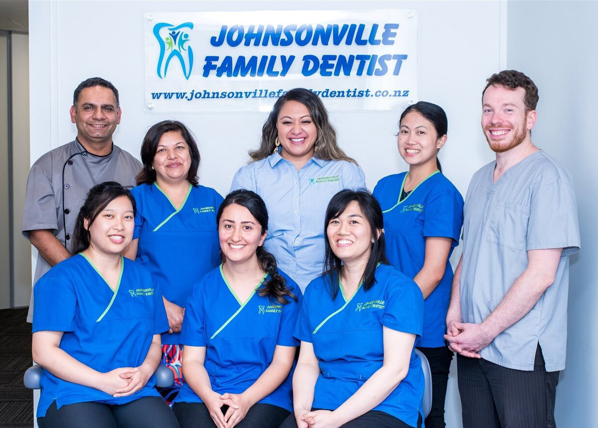 Johnsonville Family Dentist Staff